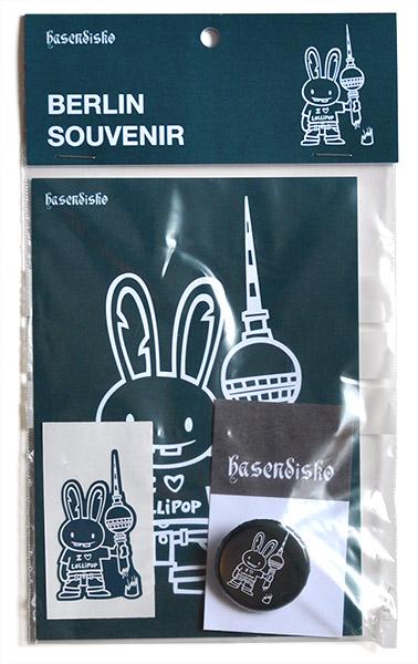 hasendisko berlin souvenir