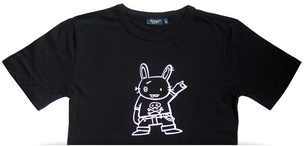 """Shirt """"rock on!"""" (men)"""