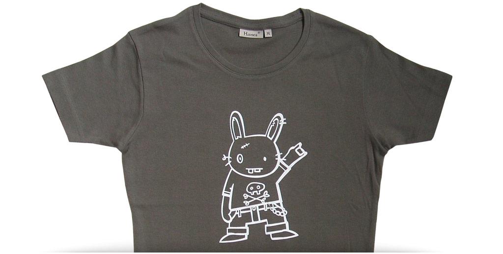 "Shirt ""rock on!"" (women)"