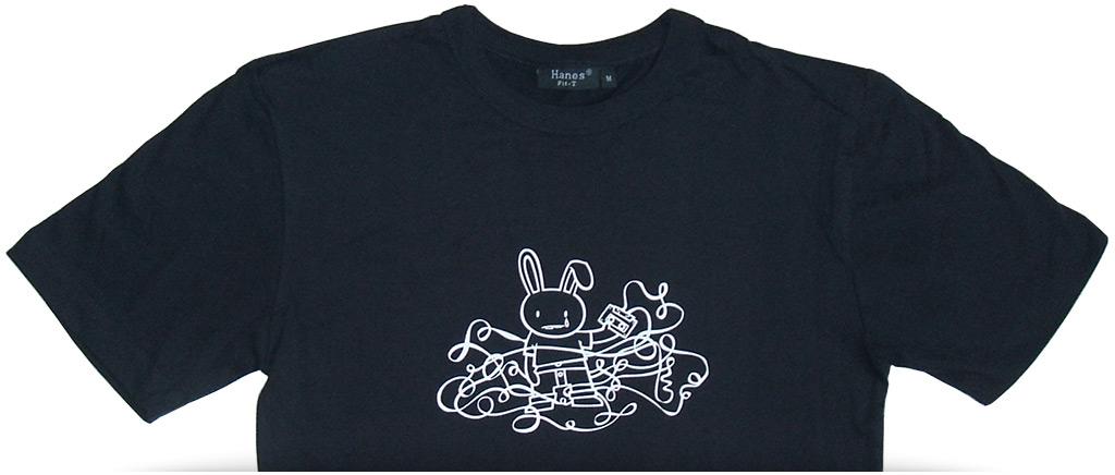 """Shirt """"tape spaghetti"""" (men)"""